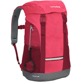 VAUDE Pecki 14 Backpack Kinder bright pink